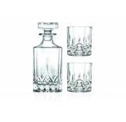 S&P BAR whiskey set (3-piece)