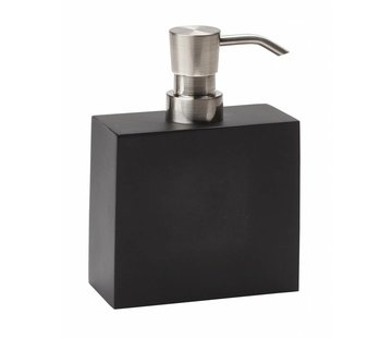 Aquanova MOON Black-09 soap dispenser