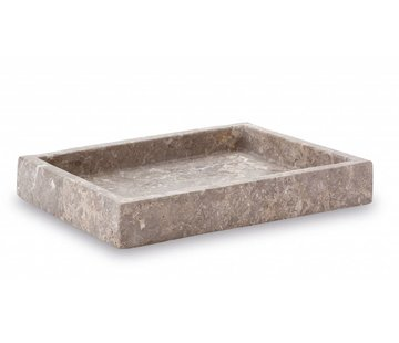 Aquanova Tray / bowl CONOR Greige-15 (square)