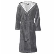Vandyck CARDIFF bathrobe Gray-011