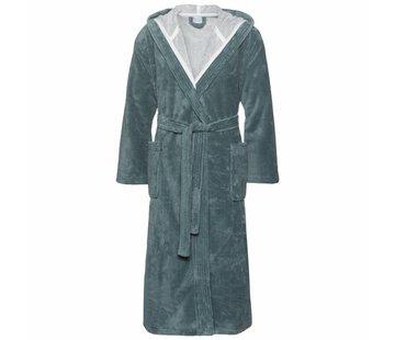 Vandyck CARDIFF bathrobe Sea Green-187