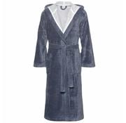 Vandyck CARDIFF bathrobe Faded Denim-184
