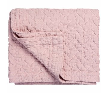 Vandyck PURE 10 bedspread / pillowcase Sepia Pink (cotton)