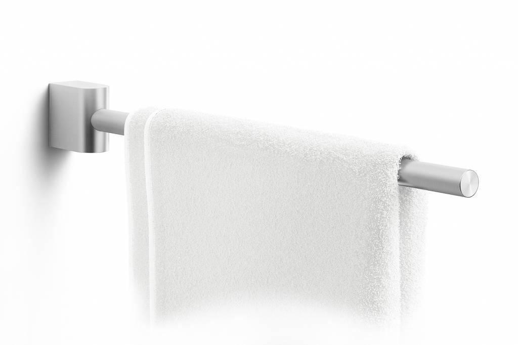 Zack ATORE Handtuchhalter für Waschbecken gebürsteter