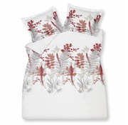 Vandyck FERN duvet cover 200x220 cm (cotton) Faded Pink-140