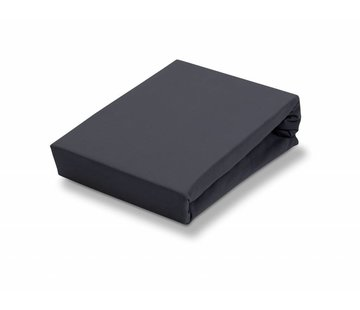 Vandyck Fitted sheet Anthracite-081 (jersey supreme)