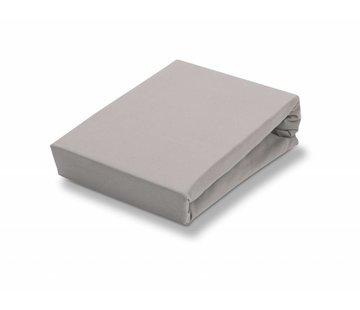 Vandyck Spannbetttuch Cool Grey-211 (Trikot supreme)