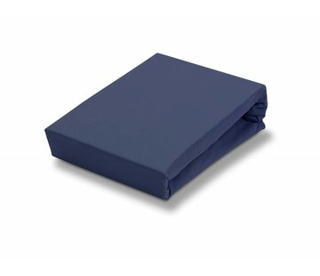 Vandyck Fitted sheet Navy-036 (jersey supreme)