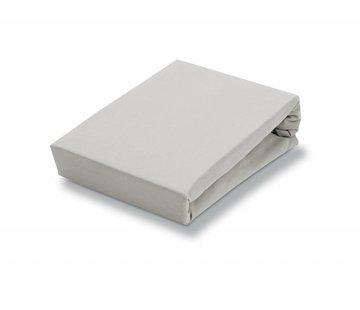 Vandyck Spannbetttuch Silver Grey-088 (Jersey Supreme)