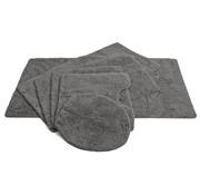 Vandyck RANGER bath mat 60x60 cm Mole Gray-001