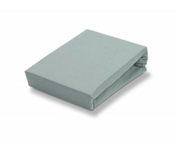 Vandyck Fitted sheet Celadon Green-402 (Jersey Soft)