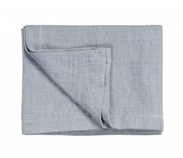 Vandyck PURE 11 bedspread / pillow cover Faded Denim-184 (cotton / linen)