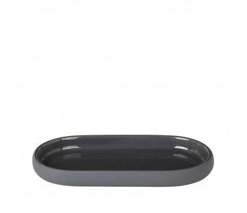 Blomus Tray / schaal SONO Magnet (donkergrijs)