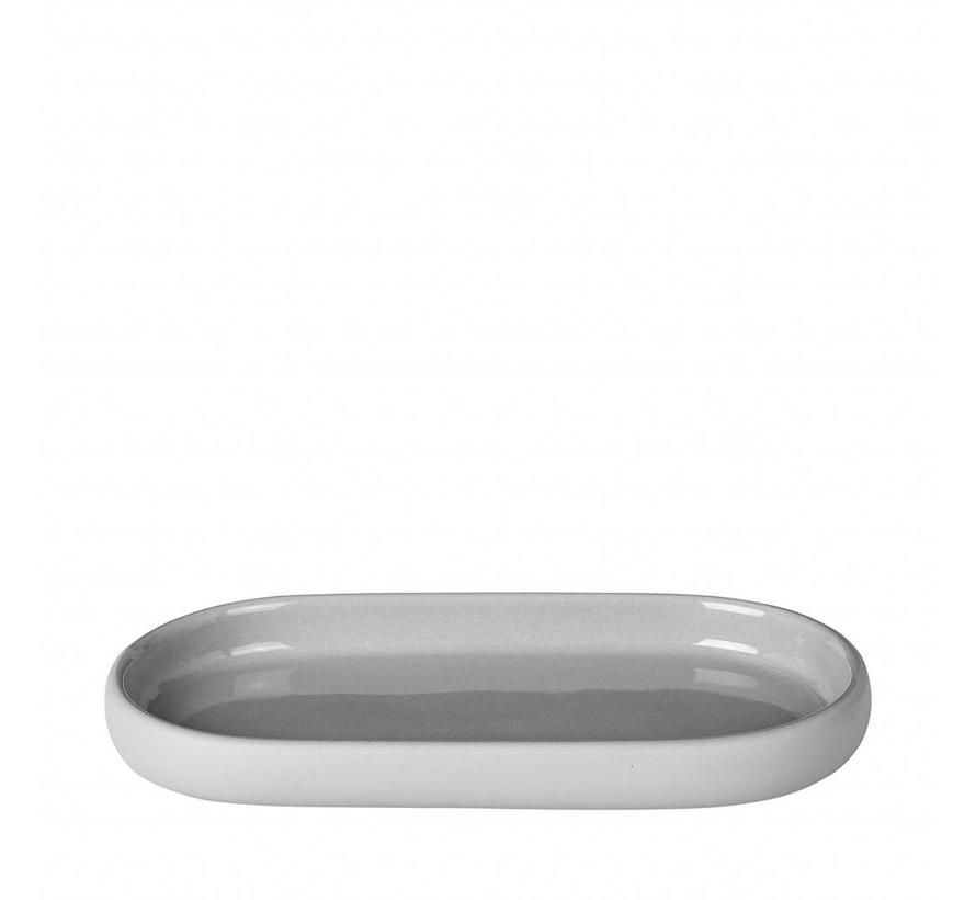 Tray / scale SONO color Micro Chip, light gray (69068)