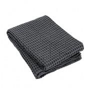 Blomus Badehåndklæde CARO 70x140 cm Magnet (mørkegrå)