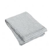 Blomus Badlaken CARO 70x140 cm Micro Chip (lichtgrijs)