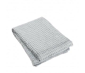 Blomus Toalla de baño CARO 70x140 cm Micro Chip (gris claro)