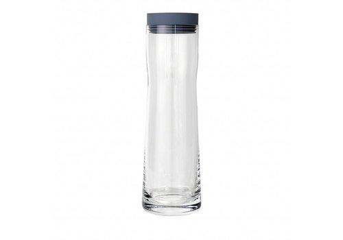 BLOMUS SPLASH water carafe (1 liter) Flint Stone