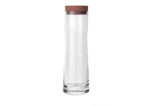 BLOMUS SPLASH waterkaraf (1 liter) Withered Rose