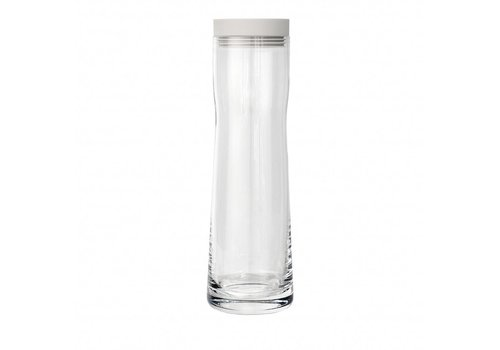 BLOMUS SPLASH water carafe (1 liter) Moonbeam