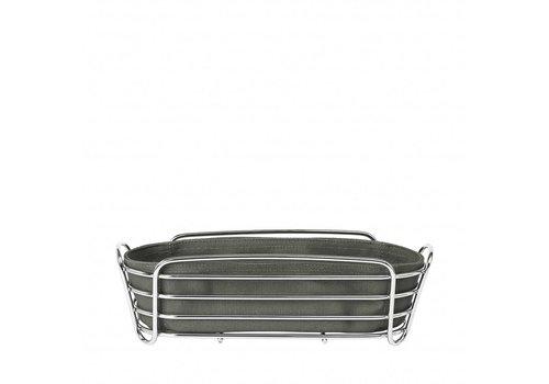 BLOMUS DELARA bread basket 32cm (Agave Green)