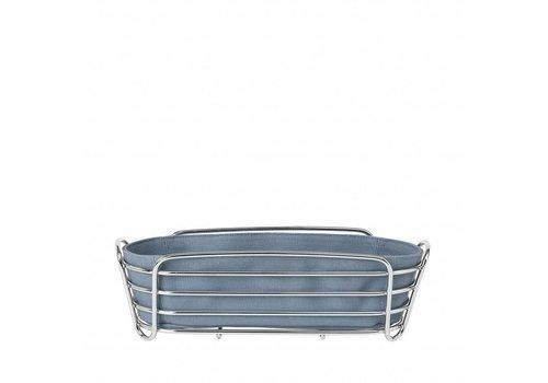 BLOMUS DELARA bread basket 32cm (Flint Stone)