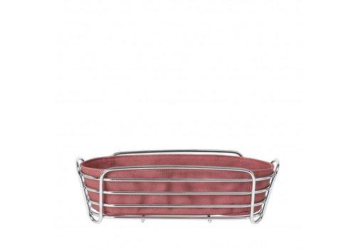 BLOMUS DELARA bread basket 32cm (Withered Rose)