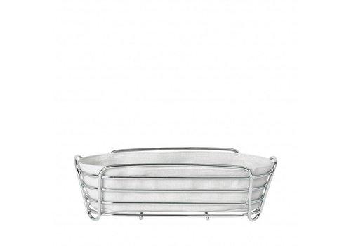 BLOMUS DELARA bread basket 32cm (Moonbeam)