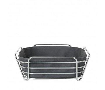 Blomus DELARA bread basket 25cm (Magnet)