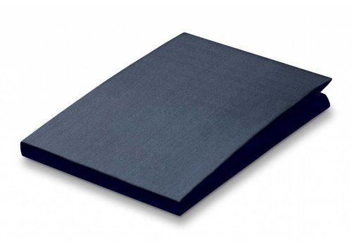 Vandyck Fitted sheet Navy-036 (percale cotton)