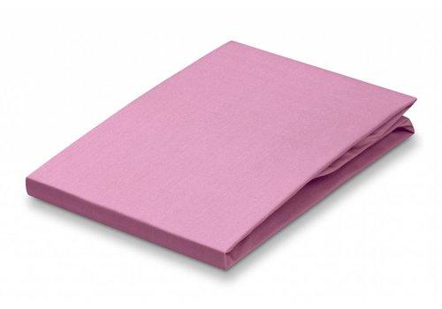 Vandyck Hoeslaken 80x200 cm Pink-010 (percalkatoen)