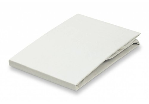Vandyck Fitted Sheet Natural-086 (percale bomuld)