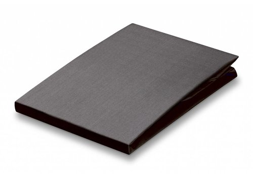 Vandyck Topper fitted sheet Anthracite-081 (percale cotton)