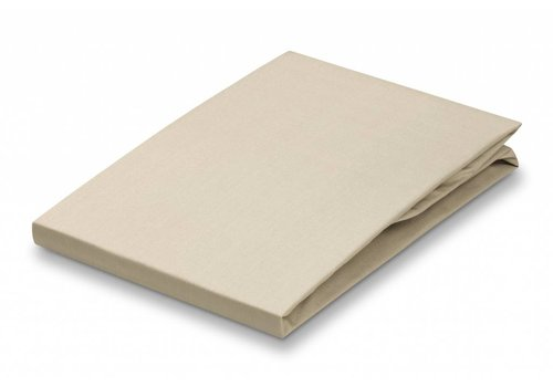 Vandyck Topper fitted sheet Linen-028 (percale cotton)