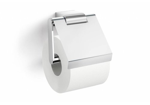 ZACK ATORE toilet roll holder with flap (gloss)