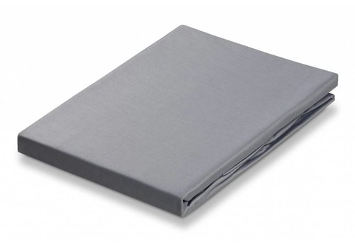 Vandyck Fitted sheet Steel Gray-426 (satin cotton)