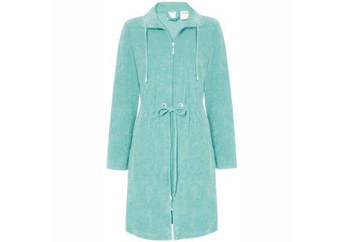 Vandyck VOGUE bathrobe Seagreen-187