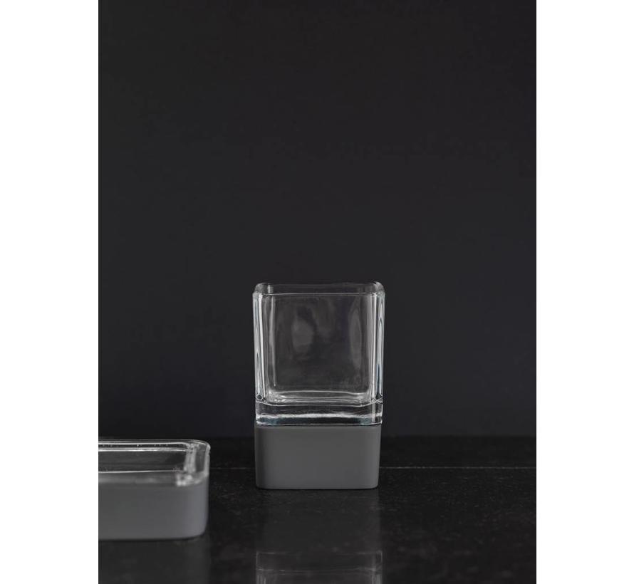 Zeepschaal ONA Dark Grey-98, donkergrijs (ONASDI-98)