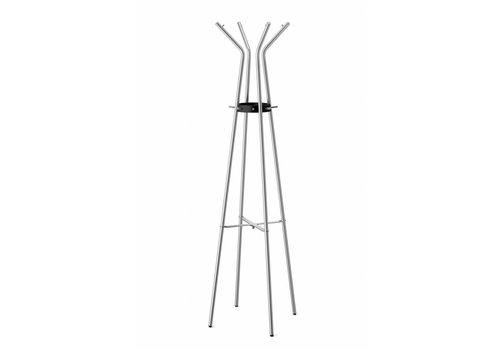 ZACK TEROS standing coat rack 175 cm (mat)