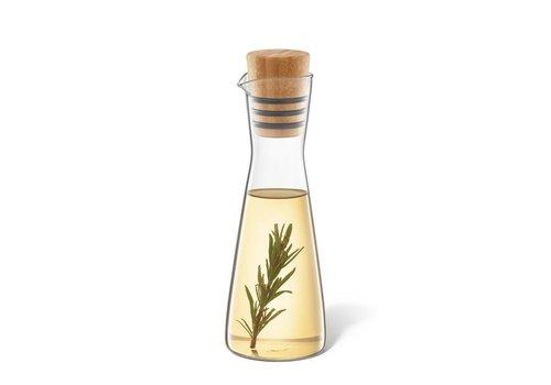 ZACK BEVO fles voor olie of azijn (250 ml)