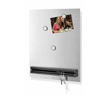 ZACK SCITO magnetic board with key rack (mat)