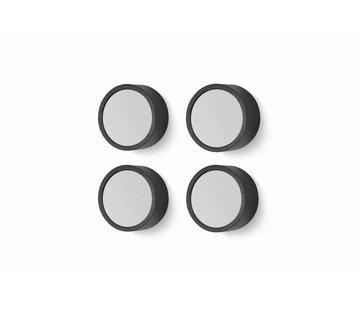 ZACK MONOR magnets Ø2 cm (set / 4)