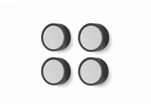 ZACK MONOR magneter Ø2 cm (sæt / 4)