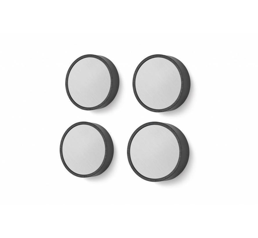 MONOR magnets Ø3 cm (set / 4) 30769