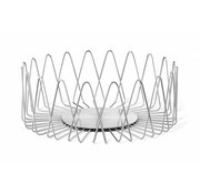 ZACK BIVIO bread basket / fruit bowl Ø 30,5cm (mat)