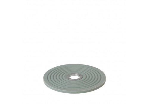 BLOMUS OOLONG coaster 14cm (Agave Green)