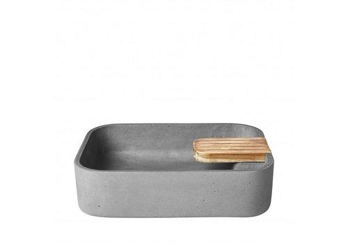 BLOMUS POOL birdbath / water bowl 27x19 cm