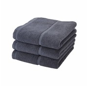 Aquanova Towel set / 3 ADAGIO color dark gray-98 (55x100cm)