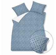Vandyck PURE 17 duvet cover 240x220 cm Vintage Blue-403 (percale cotton)
