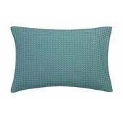 Vandyck Funda de almohada HOME Pique 40x55 cm Vintage Green-166